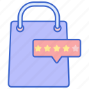 rating, store, web icon