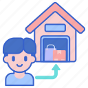 collect, self, store icon