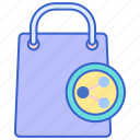 share, store, web icon