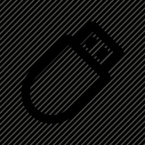 connector, device, port, storage, usb icon
