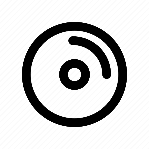 computer, device, disk, hardware, storage icon