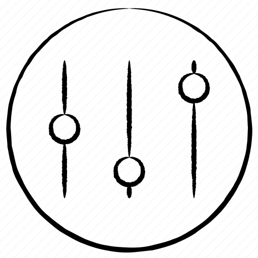 equalizer, setting, ui icon