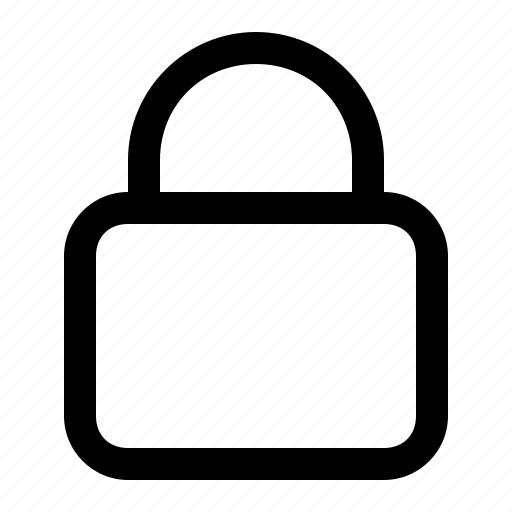 blocked, lock, locked, privacy, protection, safe, security icon