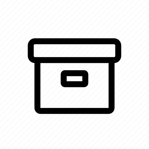 archive, email, file, office, work icon