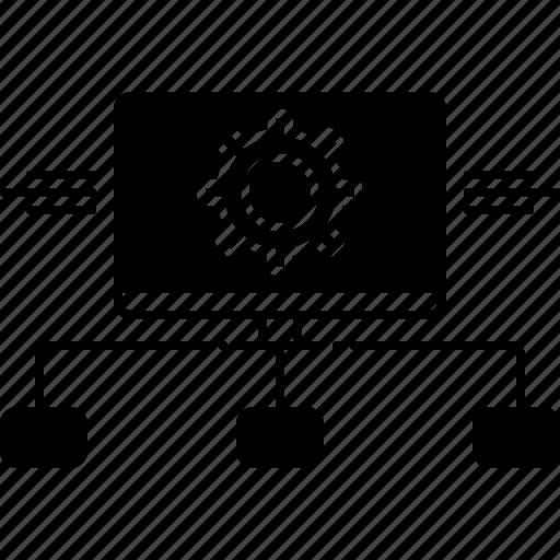 analysis, representation, task, task analysis icon