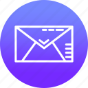 chat, communication, email, envelope, letter, message