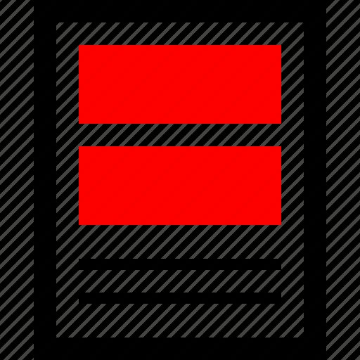 design, homeworkd, news icon