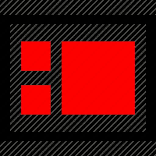 design, epic, wireframe icon