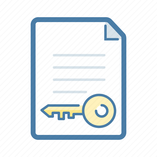 document, file, key, keyword creation, keywords, paper, research icon