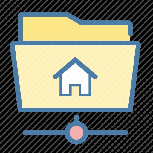 Storage, folder, shared icon - Download on Iconfinder