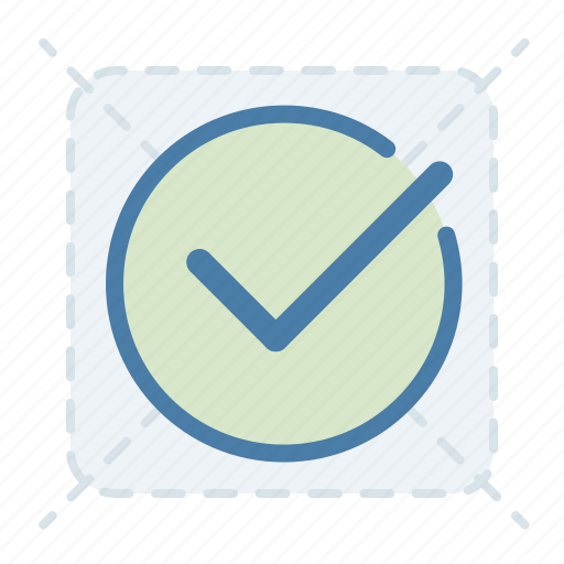 Approve, checkmark, complete icon - Download on Iconfinder