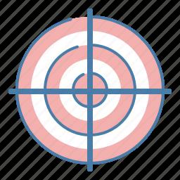 aim, bullseye, goal, market, purpose, target, targeting icon
