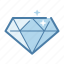 brillian, clean code, custom development, diamond, gemstone, jewellery, price creation icon