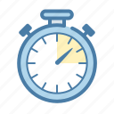 productivity, stopwatch, time management, timer icon