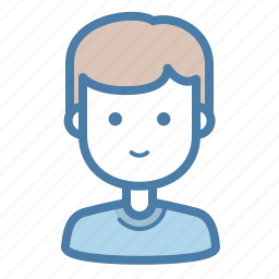 avatar, boy, businessman, male, man, profile, user icon