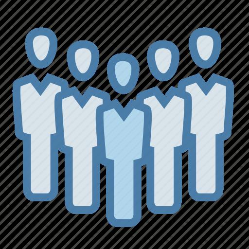 group, leadership, people, team icon