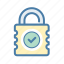 lock, login, protected, safe icon