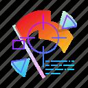 flag, goal, identification, target icon