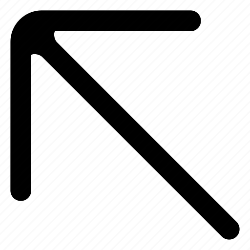 arrow, pointer, website icon