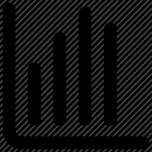 Chart, graph, statistics, analytics, bar icon - Download on Iconfinder