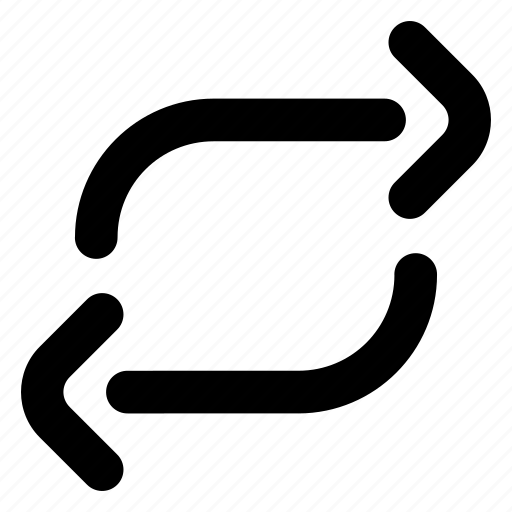 arrow, switch icon