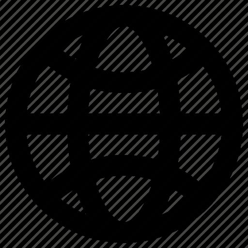globe, internet, website icon