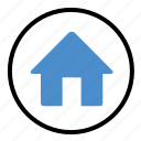 basic, building, home, house, map, place icon