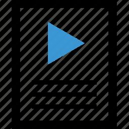 description, page, video, youtube icon