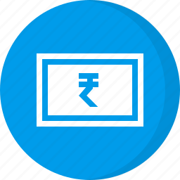coin, currency, finance, money, rupee icon