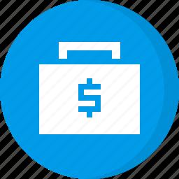 bag, dollar, finance, money icon