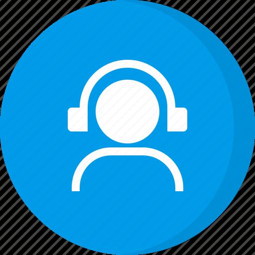 customer care, customer service, help, helpline, multimedia, music, support icon