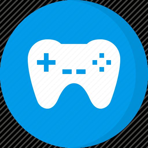 controller, game, game console, gamepad, joystick, multimedia icon
