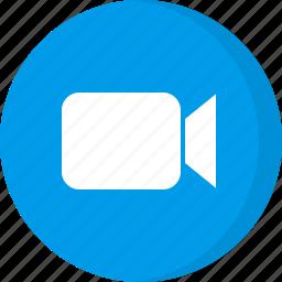 camera, multimedia, video icon