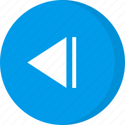 multimedia, music, rewind, video icon
