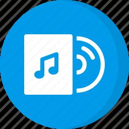 albums, cd, multimedia, music, music album, songs icon
