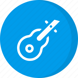 band, guitar, instrument, multimedia, music icon