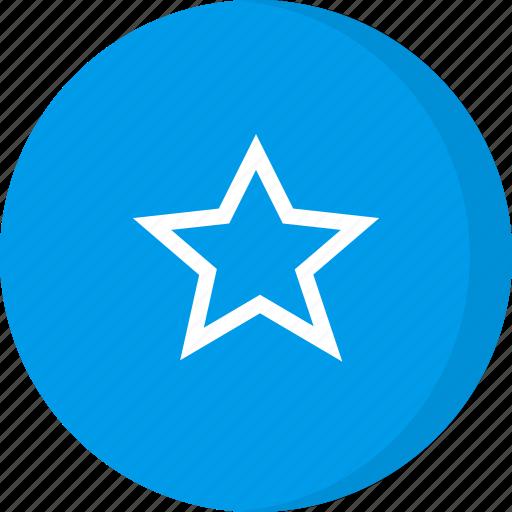 favorite, love, multimedia, star icon