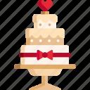 cake, celebration, decoration, marriage, ornament, party, wedding