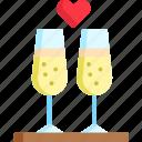 beverage, drink, drinks, romantic, table