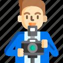 camera, photo, photographer, photography, record