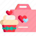 bakery, cake, cupcake, food, sweet