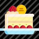 bakery, bread, cake, cupcake, slice