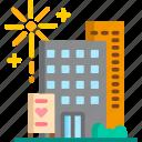 apartement, architecture, building, construction, hotel