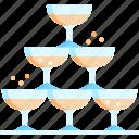 alcohol, beverage, champagne, drink, find, glass