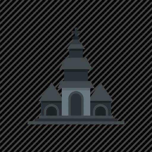 Catholic, christian, church, cross, faith, religion, religious icon - Download on Iconfinder