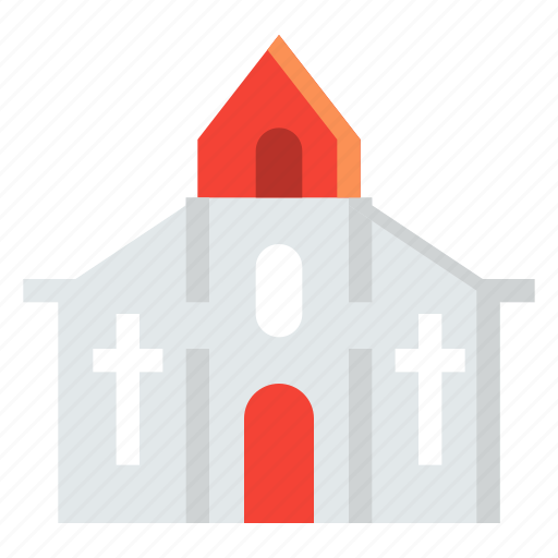 building, church, marriage, wedding icon