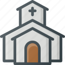 celebration, church, day, love, wedding icon