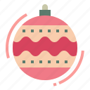 christmas, decoration, party, wedding icon