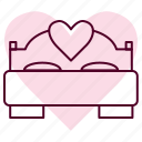couple, decoration, gift, marriage, party, romance, wedding icon