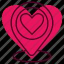 wedding, heart, love, romantic, valentines